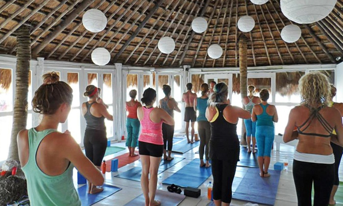 Bodhi Yoga - Lakeway: $48 for One Month of Unlimited Classes at Bodhi Yoga ($150 Value)