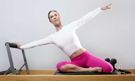 Five or Eight Pilates Reformer Classes at West Coast Pilates Centre (Up to 60% Off)