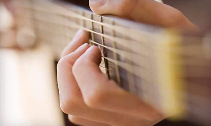 Guitar Lessons Buffalo, NY - Amherst: Four or Eight 30- or 60-Minute Private Sessions at Guitar Lessons Buffalo, NY (Up to 52% Off)