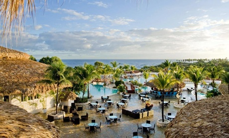 All-Inclusive Dominican Republic Beach Resort