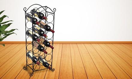 Free-Standing Wine Rack
