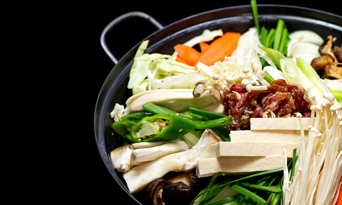 Jin's Korean Grill - Springfield: $11 for Two Groupons, Each Good for $10 Worth of Korean Cuisine at Jin's Korean Grill ($20 Total Value)
