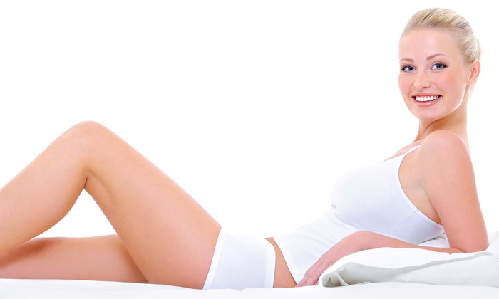 LUX Cosmedic Spa - Langley: Six Laser Hair-Removal Treatments on an Extra-Small, Small, Medium, or Large Area at LUX Cosmedic Spa