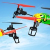"""Tron Quadcopter 4-Channel 9"""" RC Helicopter"""
