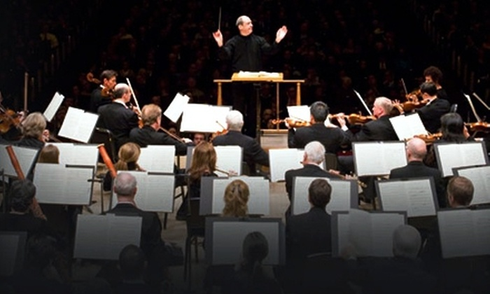 Atlanta Symphony Orchestra - Midtown: Atlanta Symphony Orchestra Performance at the Woodruff Arts Center (Up to 54% Off). Nine Performances Available.