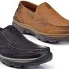Marco Vitale Men's Slip-On Casual Loafers