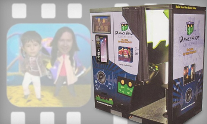 C&A Vending LLC - Vineland: Four-Hour Dance Heads Video-Booth Rental Sunday–Thursday or Friday–Saturday from C&A Vending LLC (Up to 60% Off)