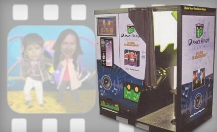4-Hour Dance Heads Video-Booth Rental on SundayThursday (a $900 value) - C&A Vending LLC in