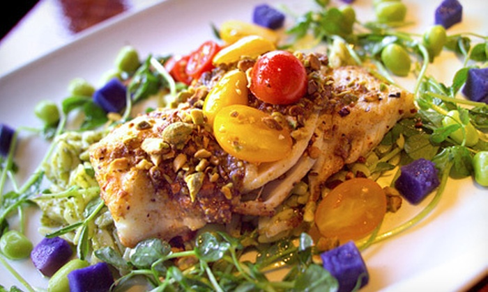 Equus Restaurant - Santa Rosa, CA: $30 for $60 Worth of California-Fusion Cuisine and Drinks at Equus Restaurant