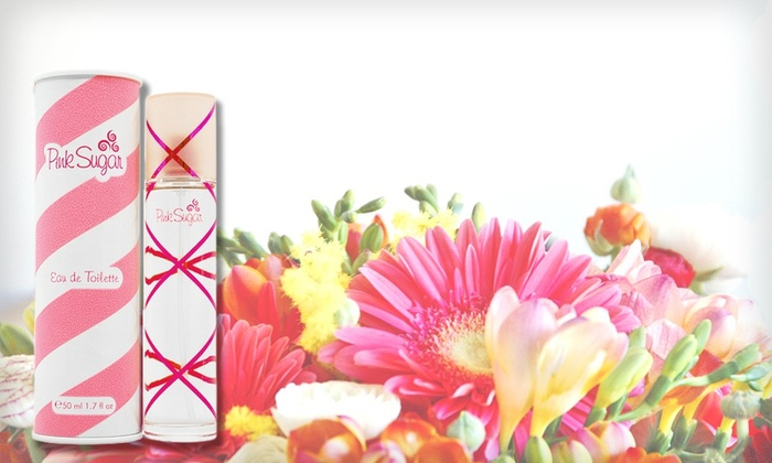 Pink Sugar by Aquolina for Women Eau de Toilette Spray: Pink Sugar by Aquolina for Women Eau de Toilette Spray. Multiple Sizes from $16.99–$22.99. Free Shipping.