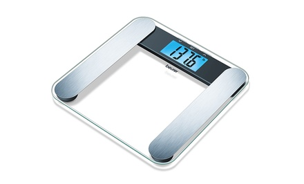 Beurer Digital Body Analysis Scale with Glass Platform