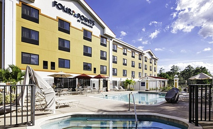 Stay at Four Points by Sheraton Fort Myers Airport in Fort Myers, FL; Dates into February Available