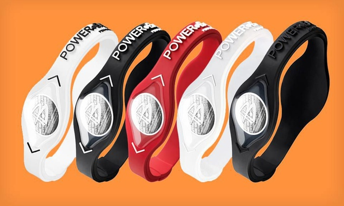 Two Power Balance Silicone Wristbands: $9.99 for Two Power Balance Silicone Wristbands ($59.98 List Price). Multiple Colors and Sizes Available. Free Returns.