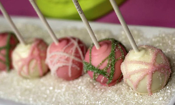 Candy's Cake Pops - Boca Raton Hills: One or Two Boxes of Cake Pops or $10 for $20 Worth of Cake Pops from Candy's Cake Pops
