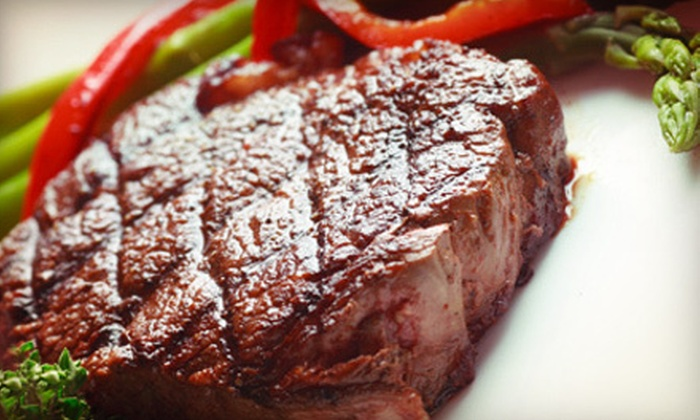 Copper Falls Restaurant - Lea Hill: Contemporary Grill Cuisine for Lunch or Dinner at Copper Falls Restaurant (Half Off). Two Options Available.
