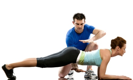 groupon.com - Three, Five, or Seven 60-Minute Personal-Training Sessions at Brian Lawson Fitness (Up to 67% Off)