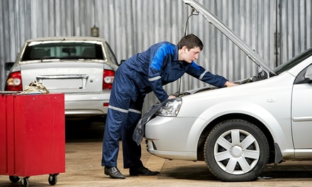 Car Air-Conditioning Test With Re-Gas for £21 at John Charles Auto