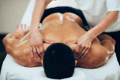 One 60-Minute Swedish or Deep-Tissue Massage at Body Healing Services (Up to 26% Off)
