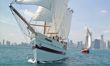 75-Minute Sailing Tour on Tall Ship