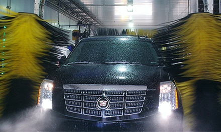 $20 for Three Platinum Car Washes, Including Simoniz Sealant, at Westerly Car Wash ($45 Value)