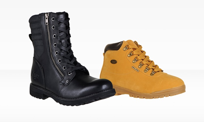 Lugz Men's Boots: Lugz Men's Boots. Multiple Styles Available from $39.99-$76.99. Free Shipping and Returns.
