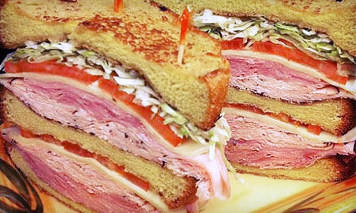 Tuscany Deli - Lidenwood: Deli Food for Two or $30 for $60 Worth of Catering at Tuscany Deli
