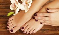 Beauté des mains ou beauté des pieds avec peeling des pieds en option dès 14,90 € à linstitut De lOmbre à la Lumière