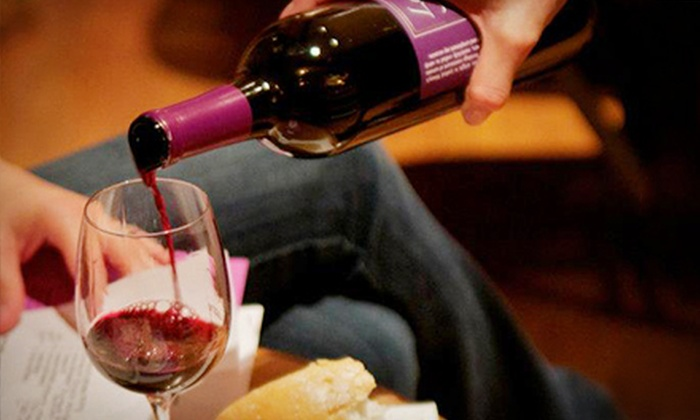 Lynfred Winery - Roselle: $30 for a Private Winery Tour and Premium Tasting for Up to 10 at Lynfred Winery (Up to $120 Value)