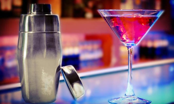 Deja Vu Martini Lounge - Grand Chute: $10 for $20 Worth of Martinis and Drinks at Deja Vu Martini Lounge