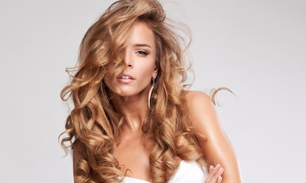 Cut with Optional Partial or Full Highlights from Mike Dubson at Alfredo's International Salon (Up to 64% Off)