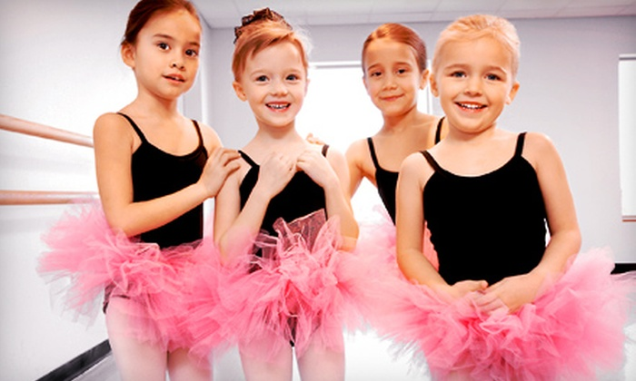 Accent: Wendy's School of Dance - Centerville: Month of Weekly Youth or Adult Dance Classes at Accent: Wendy's School of Dance (Up to 62% Off). Two Options Available.