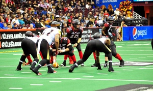 Cleveland Gladiators: Cleveland Gladiators Arena Football Game with Free 38 Special Post Game Concert for One or Four at Quicken Loans Arena on July 18 (Up to 64% Off)