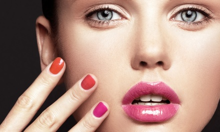 $19 for a Shellac Manicure at Forney Nails ($35 Value)
