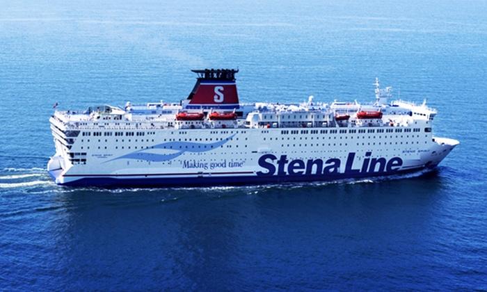 Terminal Promowy Stena Line - Gdynia: Rejs promem: Szwecja dla 2 osób (199 zł) z pobytem w Karlskronie (299 zł) ze Stena Line (do - 50%)
