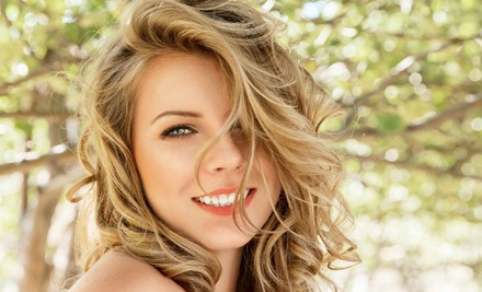 Haircut and Deep Conditioning with an Option for Highlights from Trista James at 1020 Salon (Up to 55% Off)