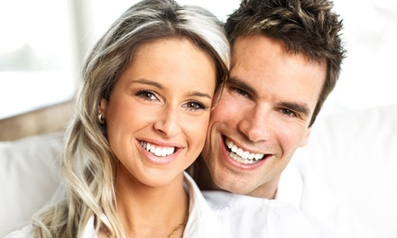 $89 for One-Hour, In-Office Laser Teeth-Whitening Treatment at Advantage Bright ($189 Value)