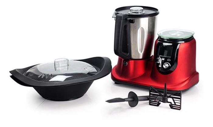 Robot da cucina royalty line groupon goods - Robot cucina che cuoce ...