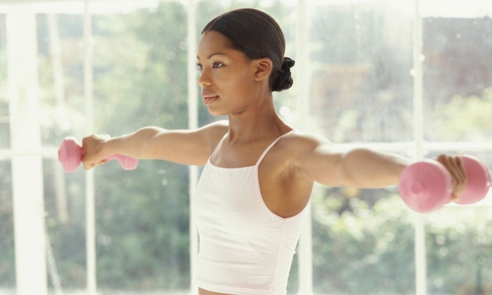 Bodysculpt Fitness and Yoga - Multiple Locations: C$29 for One Month ofBootcampat Bodysculpt Fitness and Yoga(C$130 Value)
