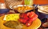 Shalom Bombay - Manhattan: $15 for $30 Worth of Indian Food Plus One Complimentary Dessert at Shalom Bombay