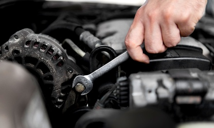 One or Two Oil Changes with Fluid Top Offs and 25-Point Spring Checkups at Capitol Auto Land (Up to 82% Off)