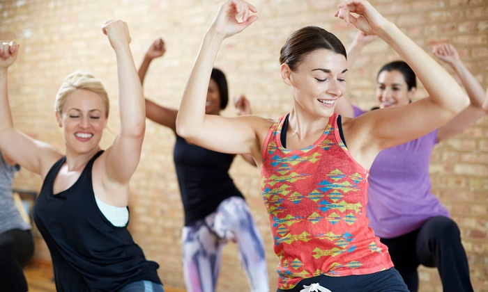 Inner Diva - Northeast Meridian: Four or Six Weeks of Unlimited Dance-Fitness Classes at Inner Diva (Up to 81% Off)