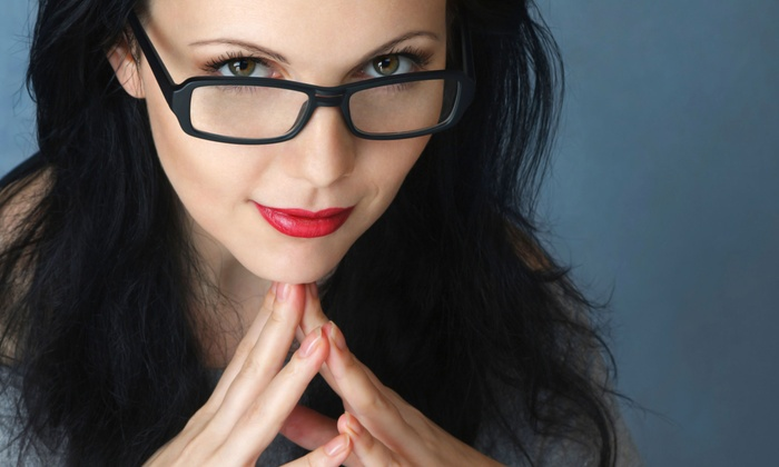 Eye Doctor's Optical Outlets - Multiple Locations: Eye Exam and Two Pairs of Glasses, or $50 for $225 Toward Prescription Glasses at Eye Doctor's Optical Outlets