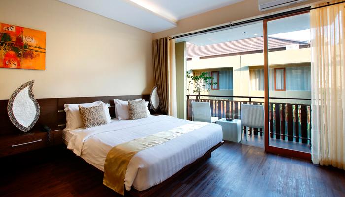 Bali: 4* Devata Suite & Residence 1