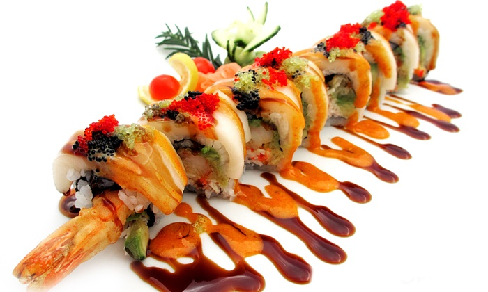 Ikko Sushi - Silver Spring: $17 for $30 Worth of Sushi and Japanese Cuisine at Ikko Sushi
