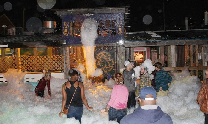 We Love Foam - Indianapolis: Foam Party for 75, 400, or 1,000 from We Love Foam (Up to 57% Off)