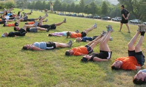 X-Team Fitness: $99 for a Six-Week Boot-Camp Package from X-Team Fitness ($550 Value)