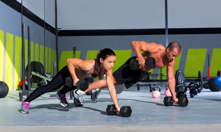 8 or 12 CrossFit Classes with Personal Training or 8 Kids' Classes at CrossFit Sierra Nevada (Up to 71% Off)