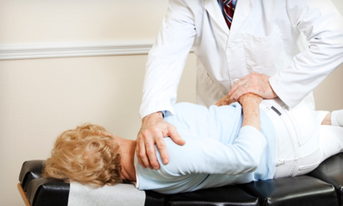 Eden Chiropractic and Wellness - Saint Charles: Chiropractic Exam with Option of One or Three Adjustments at Eden Chiropractic and Wellness (Up to 61% Off)