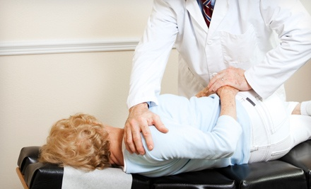 Chiropractic Exam with Option of One or Three Adjustments at Eden Chiropractic and Wellness (Up to 61% Off)