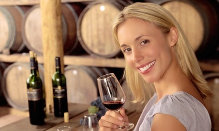 Wine Tasting for Two or Four at Keint-He Winery & Vineyards (Up to 53% Off)
